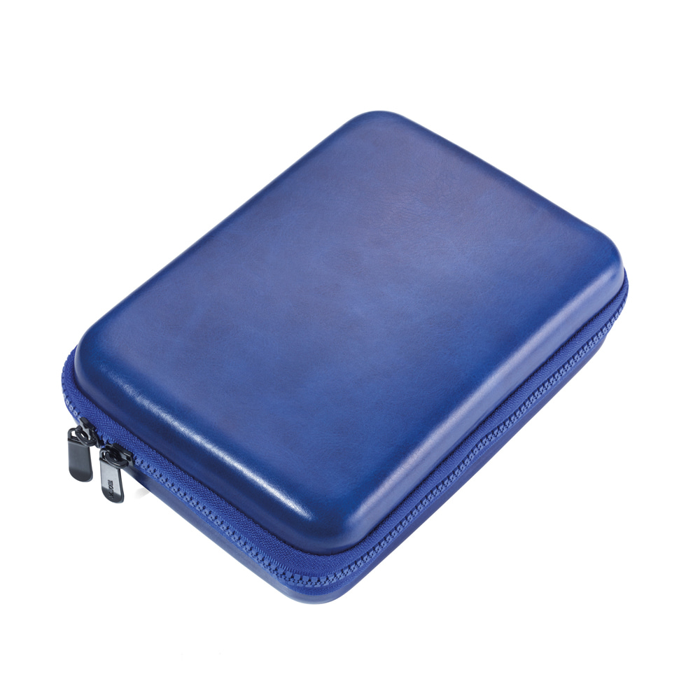 [TROIKA] BLUE TRAVEL CASE 멀티파우치 블루 (CBO25/BL)