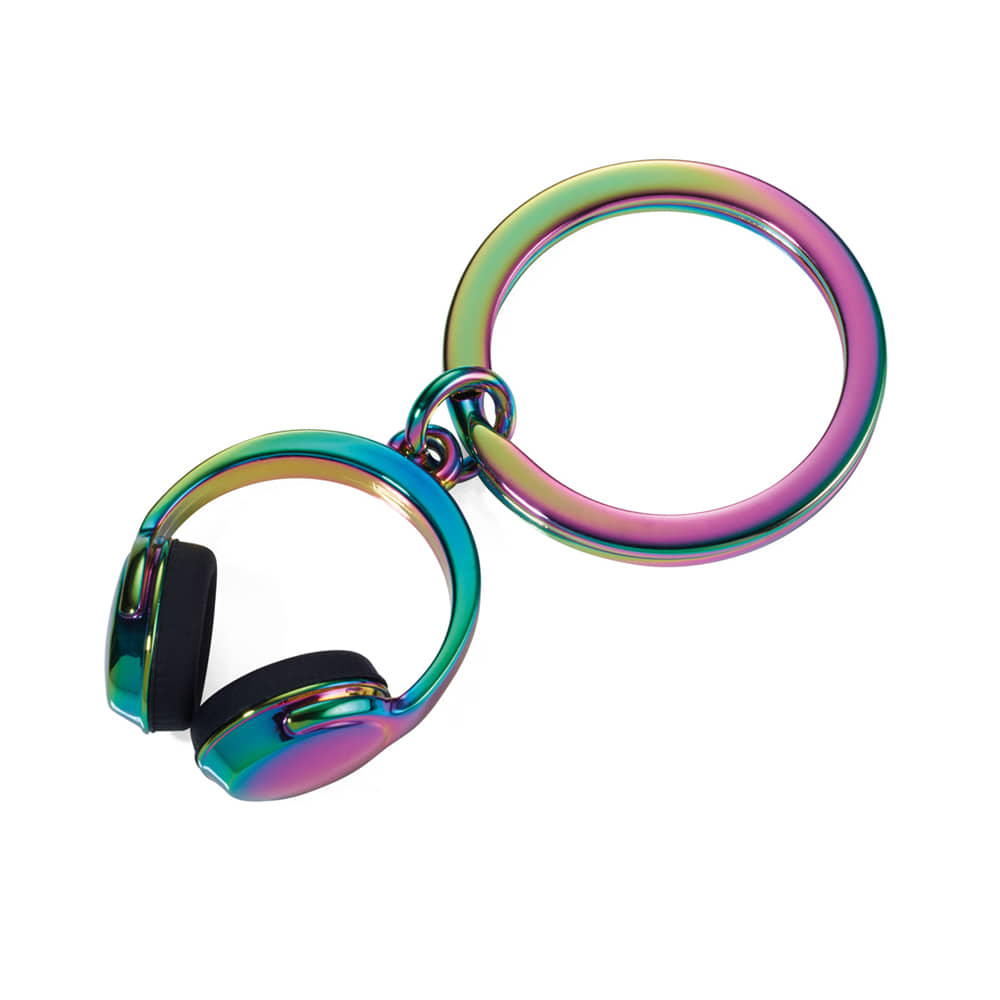 [TROIKA] HEADPHONE COLOUR GRADIENT 키홀더 (KR17-07/MC)